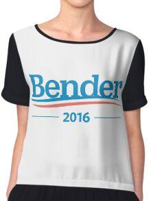 Bender 2016 Chiffon Top