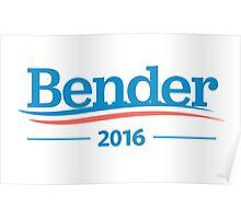Bender 2016 Poster