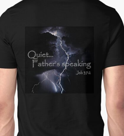 Father's Speaking Unisex T-Shirt