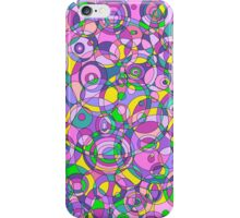 Circling Round and Round and Round iPhone Case/Skin