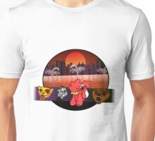 Hotline Miami 2 - Character Select Unisex T-Shirt