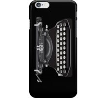 Vintage Typewriter Machine iPhone 4 Case / iPad Case /  iPhone 5 Case  / Samsung Galaxy Cases / Pillow / Tote Bag  iPhone Case/Skin