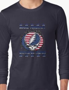 Make Grateful Again - America Long Sleeve T-Shirt
