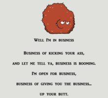 Meatwad by steveg2004