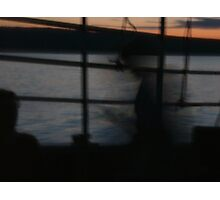 Never Ending Sunset Photographic Print