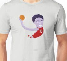 Straight outta Demar Derozan Unisex T-Shirt