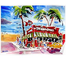 Crab Cooker, Newport Beach Poster
