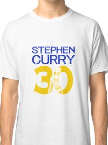 stephen curry 30 Classic T-Shirt