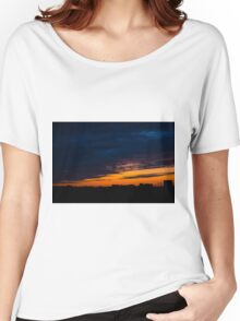 Sunset in Roma Women's Relaxed Fit T-Shirt