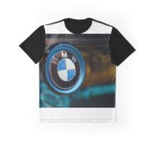 Bmw Logo Graphic T-Shirt