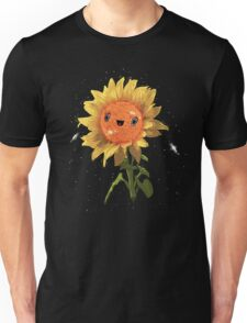 Sunflower In Space! Unisex T-Shirt