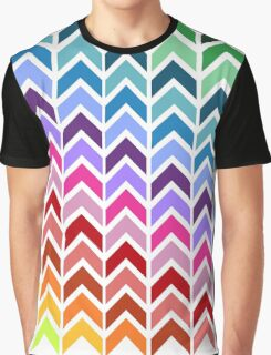 Upside Color Graphic T-Shirt