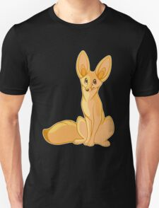 Fennec Fox Unisex T-Shirt