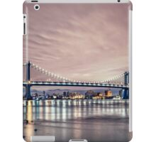 Bridge Over Troubled Water iPad Case/Skin