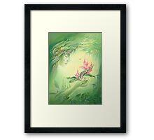 Crab Apple Framed Print