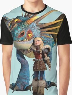 How to Train Your Dragon 01 Graphic T-Shirt