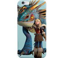 How to Train Your Dragon 01 iPhone Case/Skin