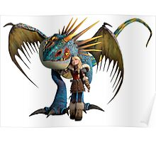 How to Train Your Dragon 01 Poster