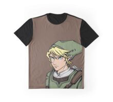 Link - Legend of Zelda Graphic T-Shirt