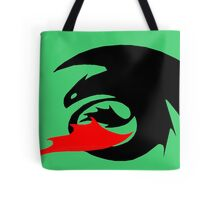 How to Train Your Dragon 03 Tote Bag