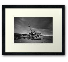 Island Queen Framed Print