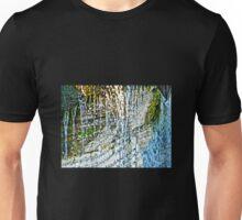 Rideau Falls Abstract Unisex T-Shirt