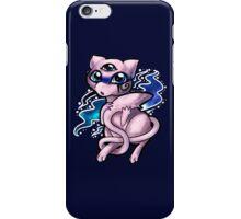 Pokemon - Mewniverse  iPhone Case/Skin
