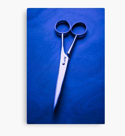 Nogent Scissors Canvas Print