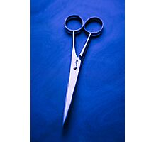 Nogent Scissors Photographic Print