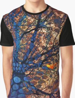 Autumn in The Magical Forest Graphic T-Shirt