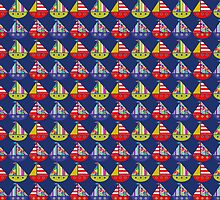 Sailing, Sailing! by Cherie Balowski