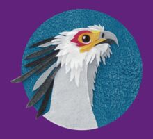 Secretary Bird by ProjectDinosaur