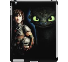 How to Train Your Dragon 06 iPad Case/Skin