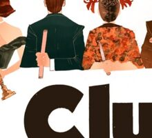 Clue Sticker