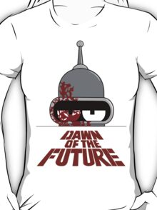 Bender Dawn of the Future - Light T-Shirt