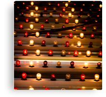 Bright Lights Canvas Print