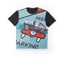 Free Parking  Graphic T-Shirt