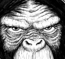 Monkey MADness Sticker