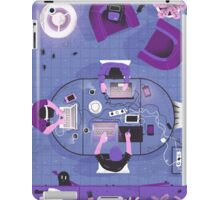 Home office iPad Case/Skin