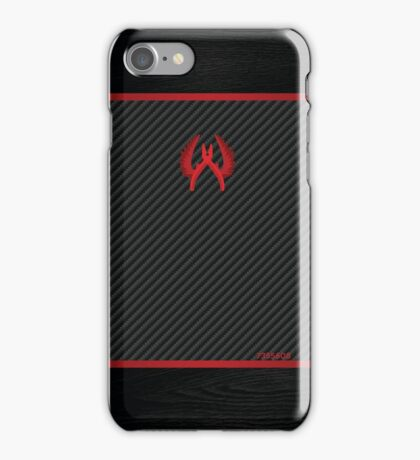 Redline iPhone Case iPhone Case/Skin