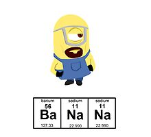Breaking Bad Minion by rwang
