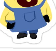 Breaking Bad Minion Sticker
