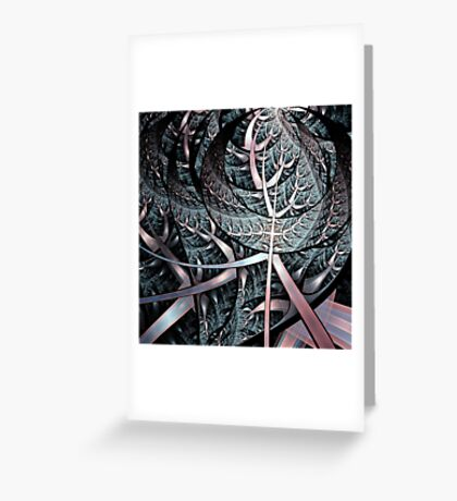 Infinite Forest Greeting Card