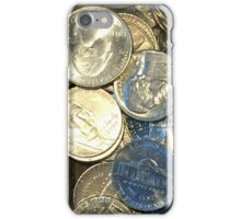 Nickles Plus Twenty-Five If you like, please purchase, try a cell phone cover thanks iPhone Case/Skin