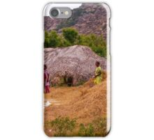 Thrashing the harvest iPhone Case/Skin
