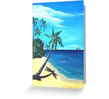 Ocean View - part one Greeting Card