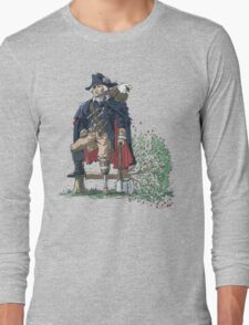 GEORGE WASHINGTON FOUNDING PIRATE FATHER Long Sleeve T-Shirt