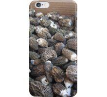 Mushrooms at Farmers Market, Milwaukie, OR iPhone Case/Skin
