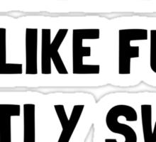 Families Fudge Sticker