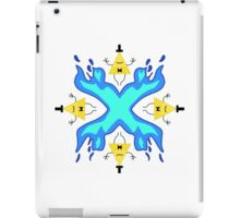 Ciphers' Flame  iPad Case/Skin